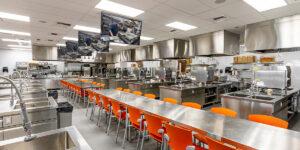 UNLV Teaching Kitchen