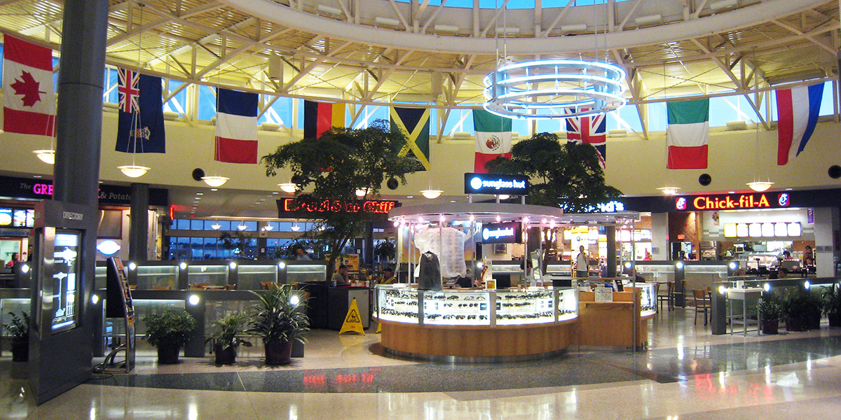 Cincinnati-Northern Kentucky International Airport