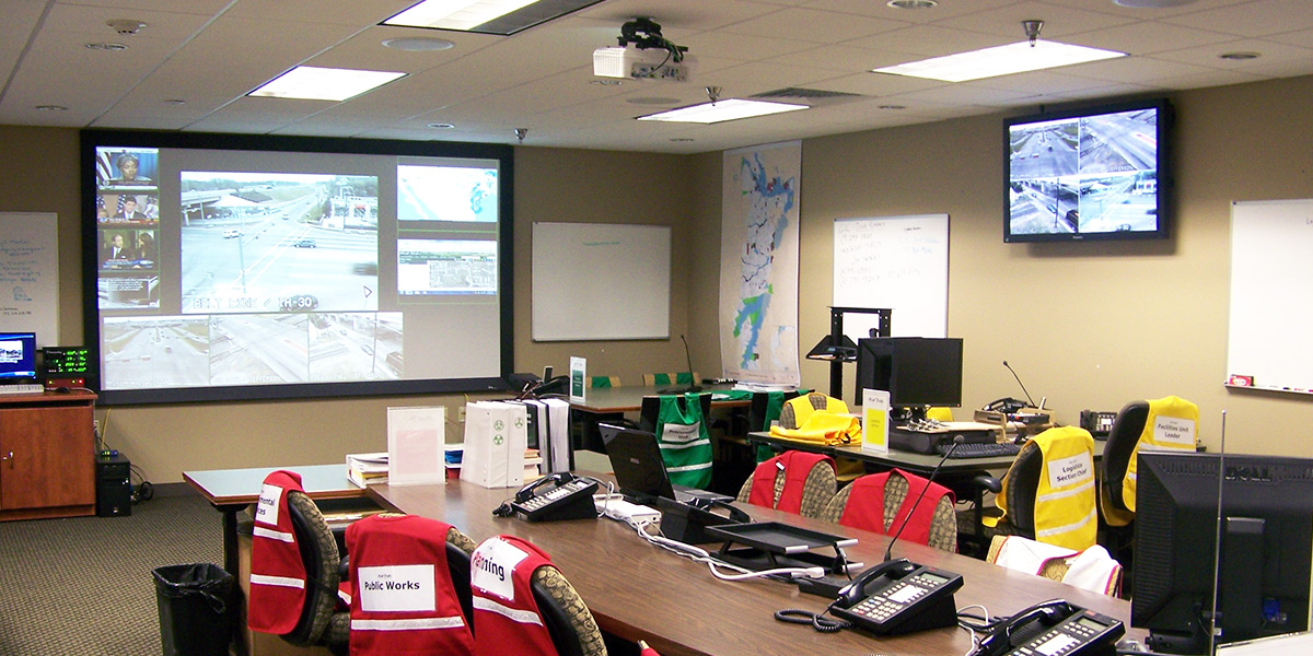 City of Grand Prairie – Emergency Operations Center
