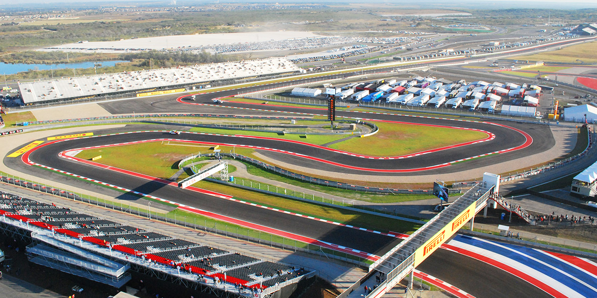 Circuit of the Americas – Formula One
