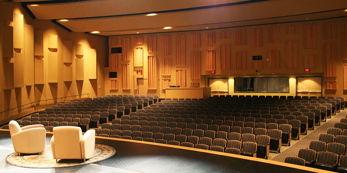 John Brown University – Berry Performing Arts Center