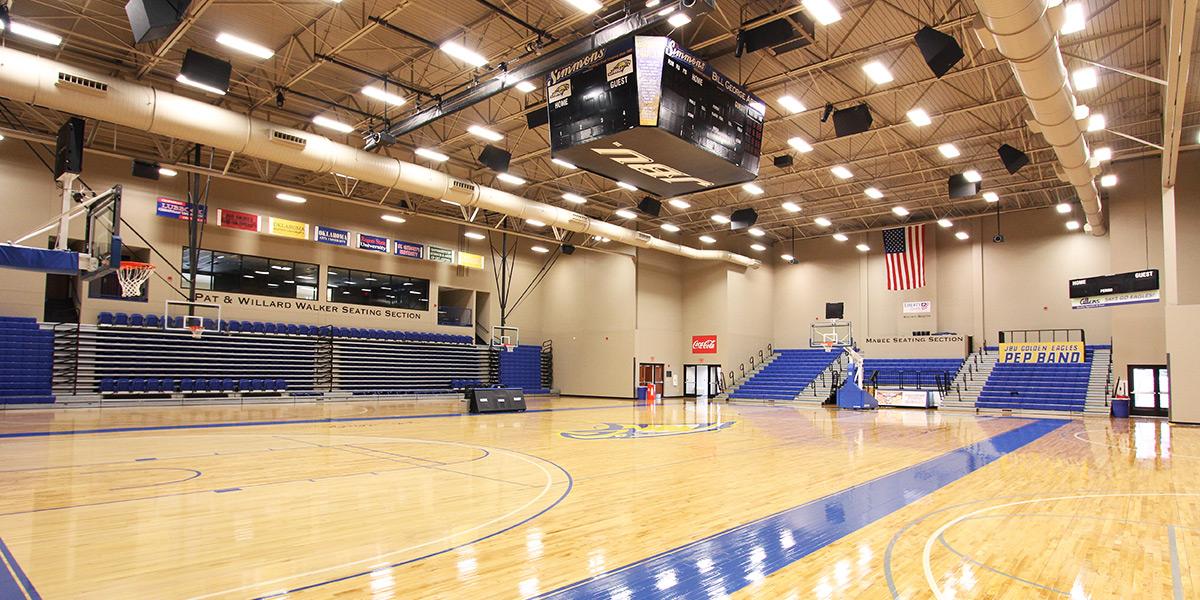 John Brown University – Bill George Arena