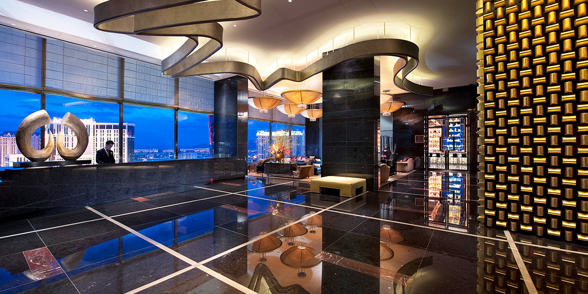 City Center Las Vegas – Mandarin Oriental