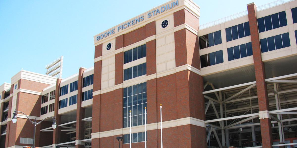 Oklahoma State University – Boone Pickens Stadium – Ford AV