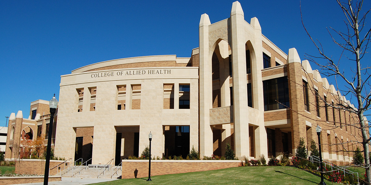 University Of Oklahoma College Of Allied Health Ford Av