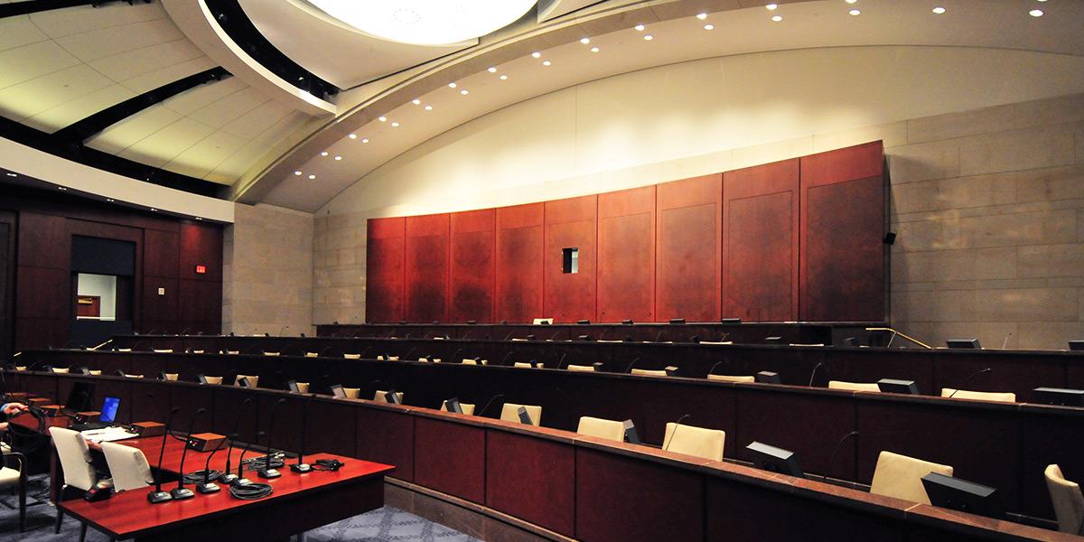 U.S. House of Representatives – Capitol Visitor Center