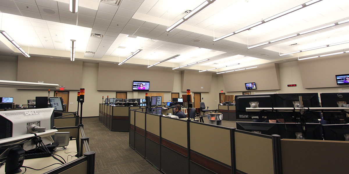 Williamson County Emergency Services Operation Center