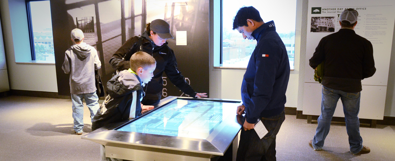 Oklahoma City Bombing Memorial & Museum