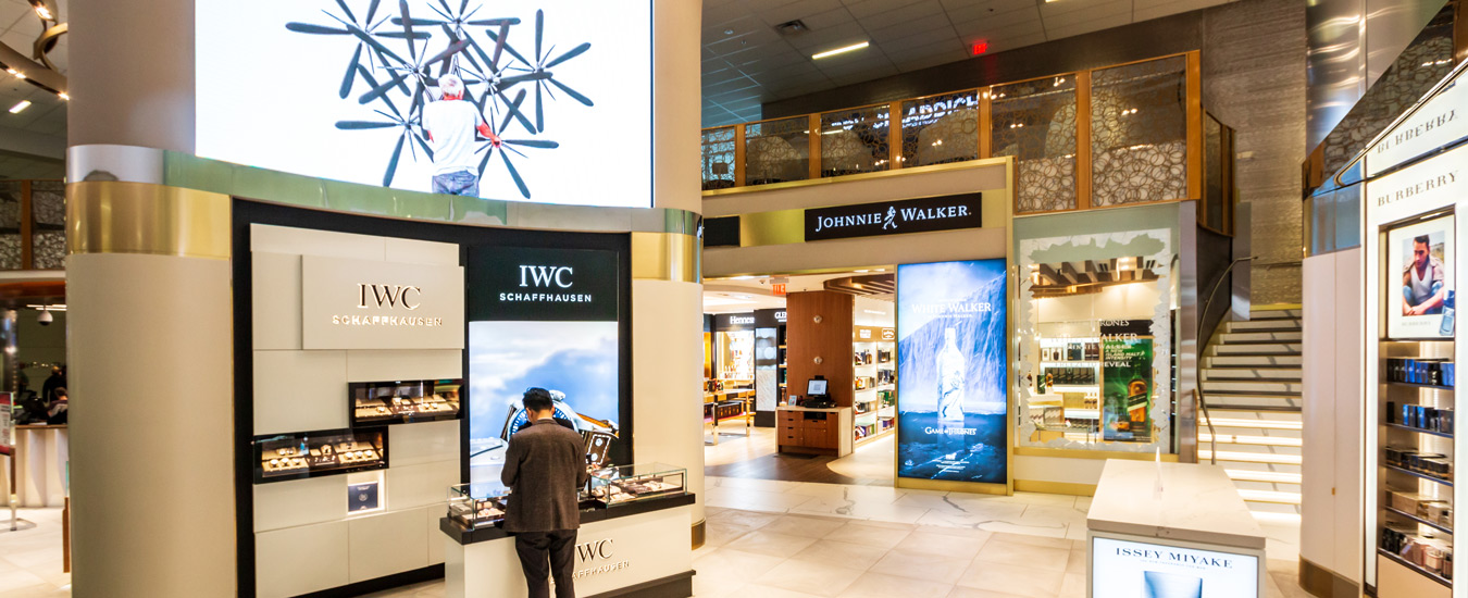 Dallas/Fort Worth International Airport Duty Free Store