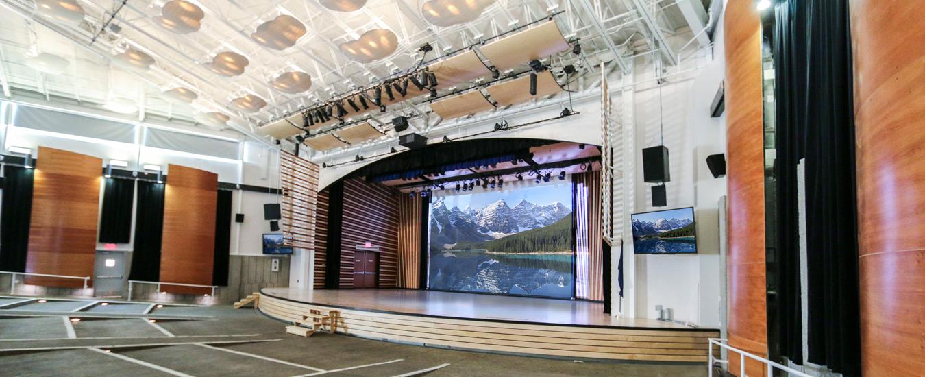 Riverwalk Event Center - Breckenridge, CO