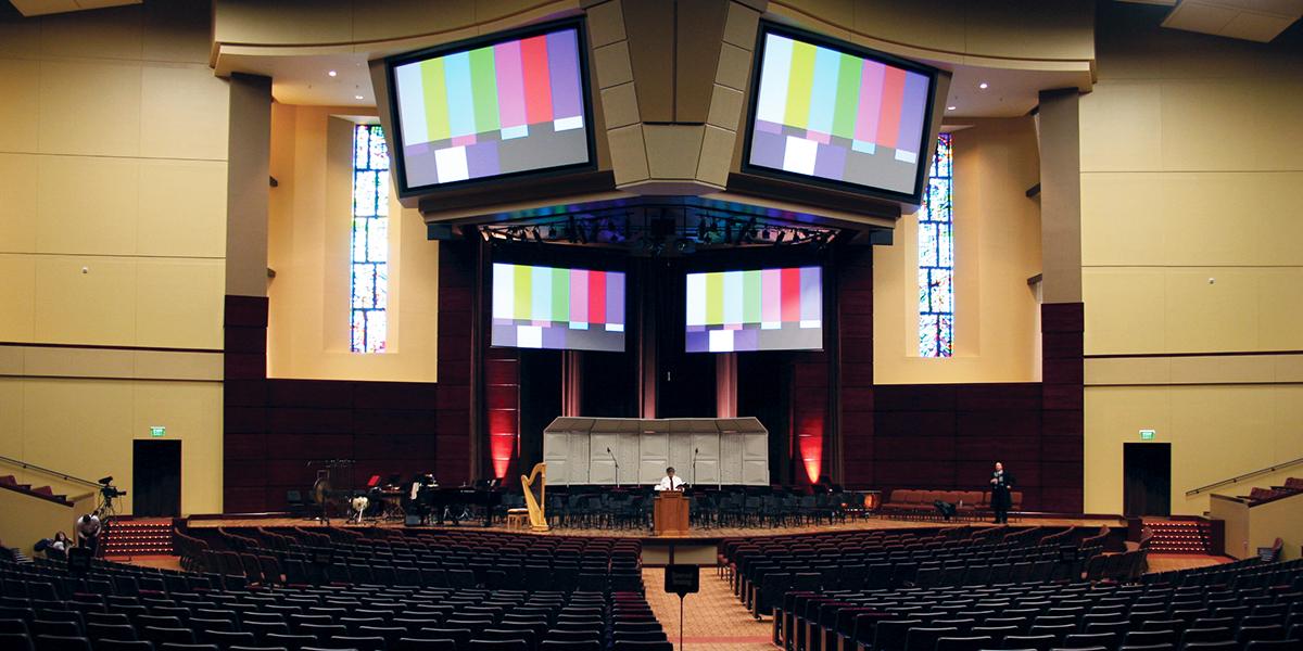 Indiana Wesleyan University Chapel-Auditorium
