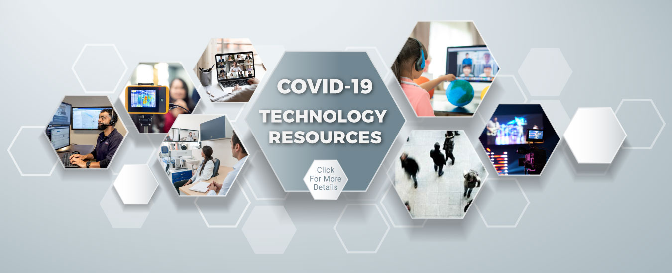 COVID-19 Technology Resources