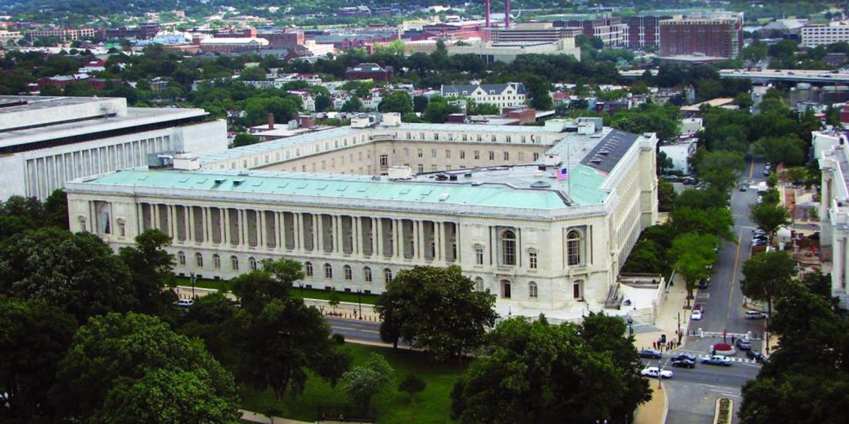 U.S. House of Representatives – Department of Homeland Security Committee Meeting Room