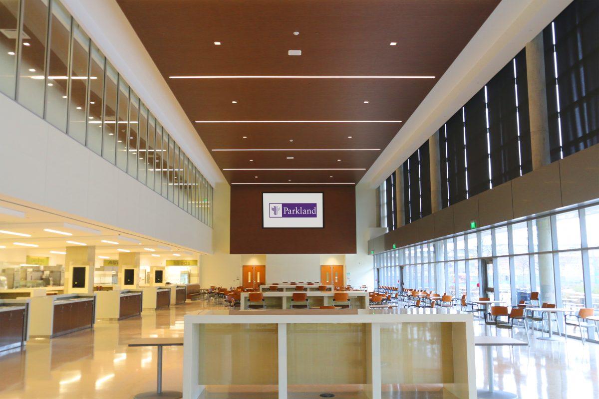 Parkland Hospital Ford Av