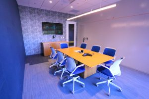Meeting Made Easy: Technology resolves meeting space