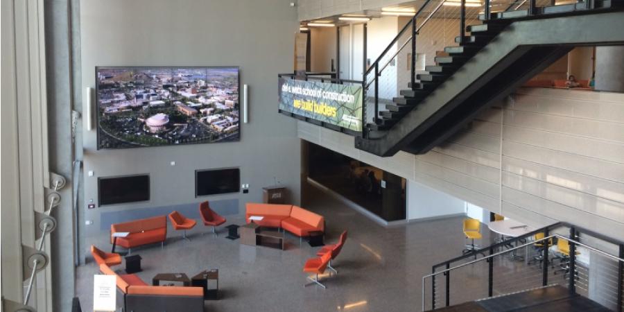 Arizona State College Avenue Commons (CAC)