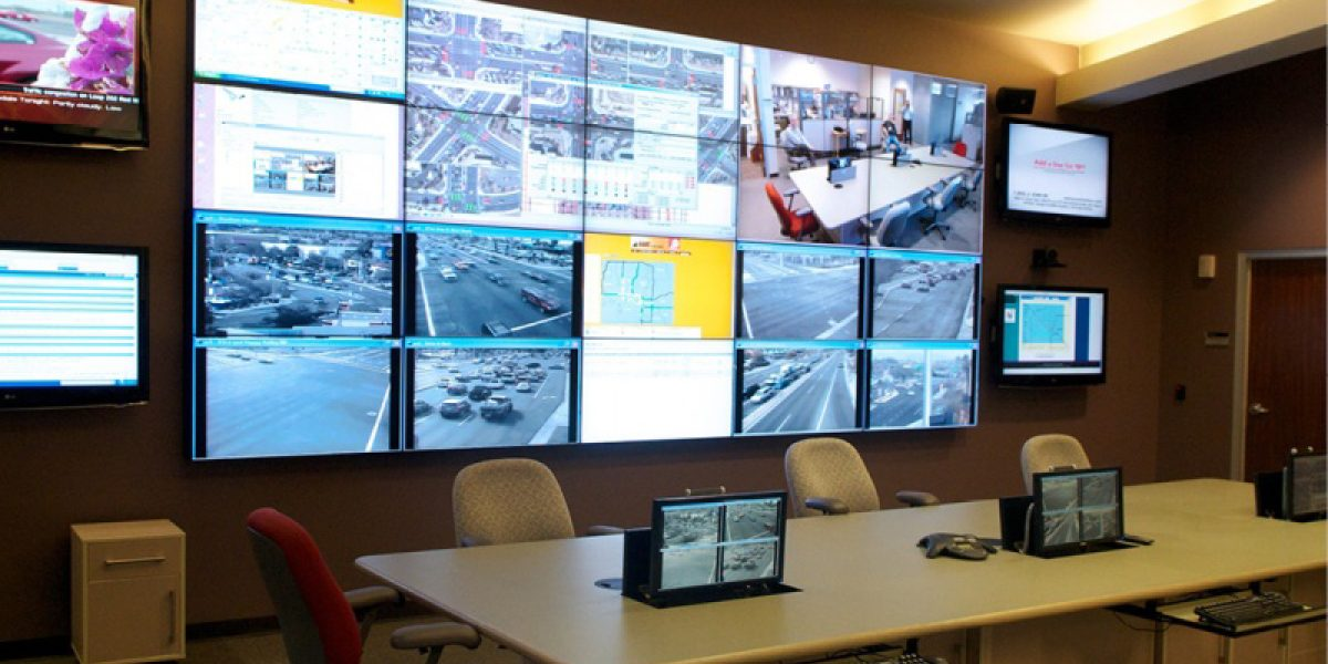 City of Peoria Traffic Control Center