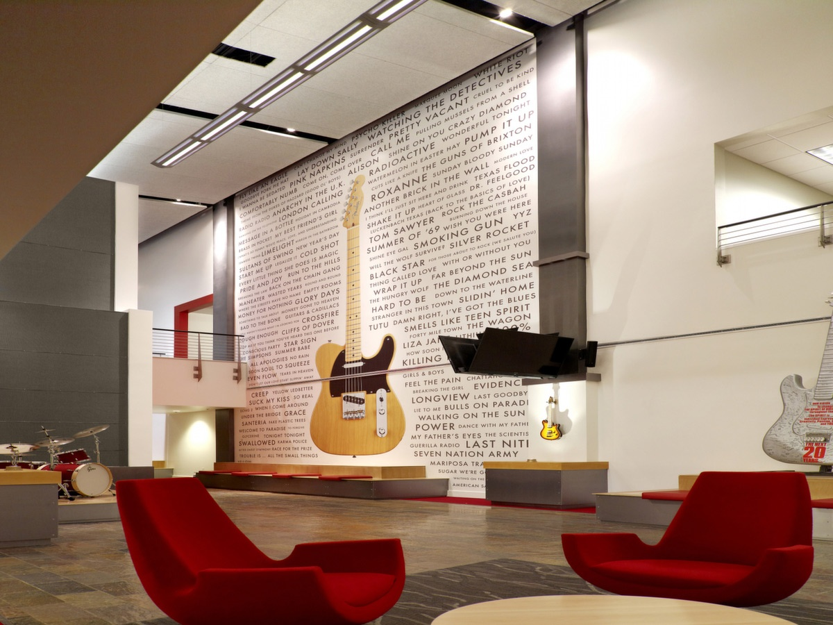 Fender Musical Instruments Corporate Headquarters