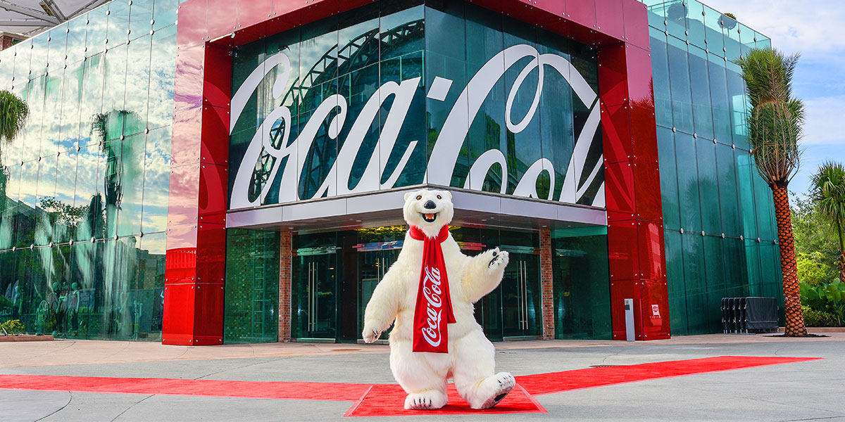 Coca-Cola Store at Disney Springs
