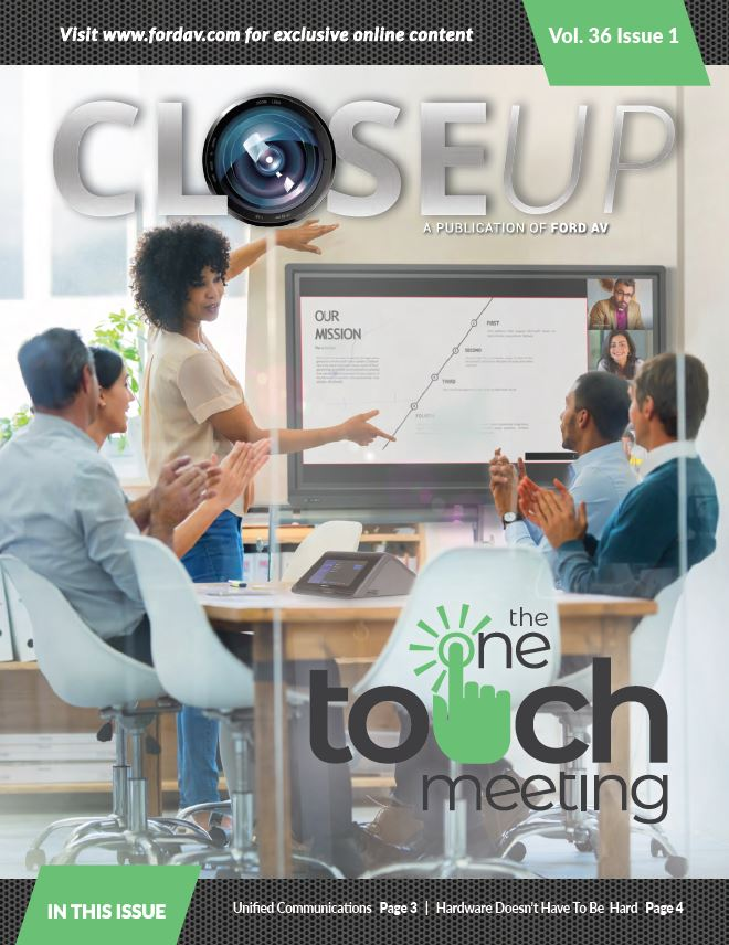 Close Up - The One Touch Meeting