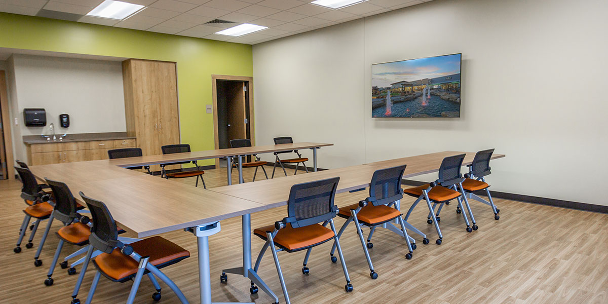 City of Thornton Active Adult Center